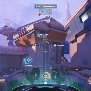 D. VA OverWatch booster powered push Nintendo switch Xbox One PS4 PlayStation 4