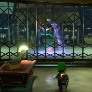 Kruller boss battle luigi's Mansion 3 Nintendo Switch
