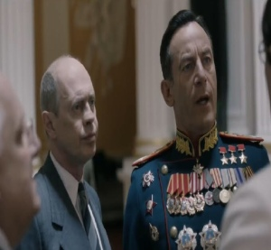 The death of Stalin Jason Isaac general georgy zhukov