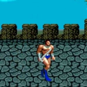 Ax Battler golden axe Sega genesis arcade Sega mega drive