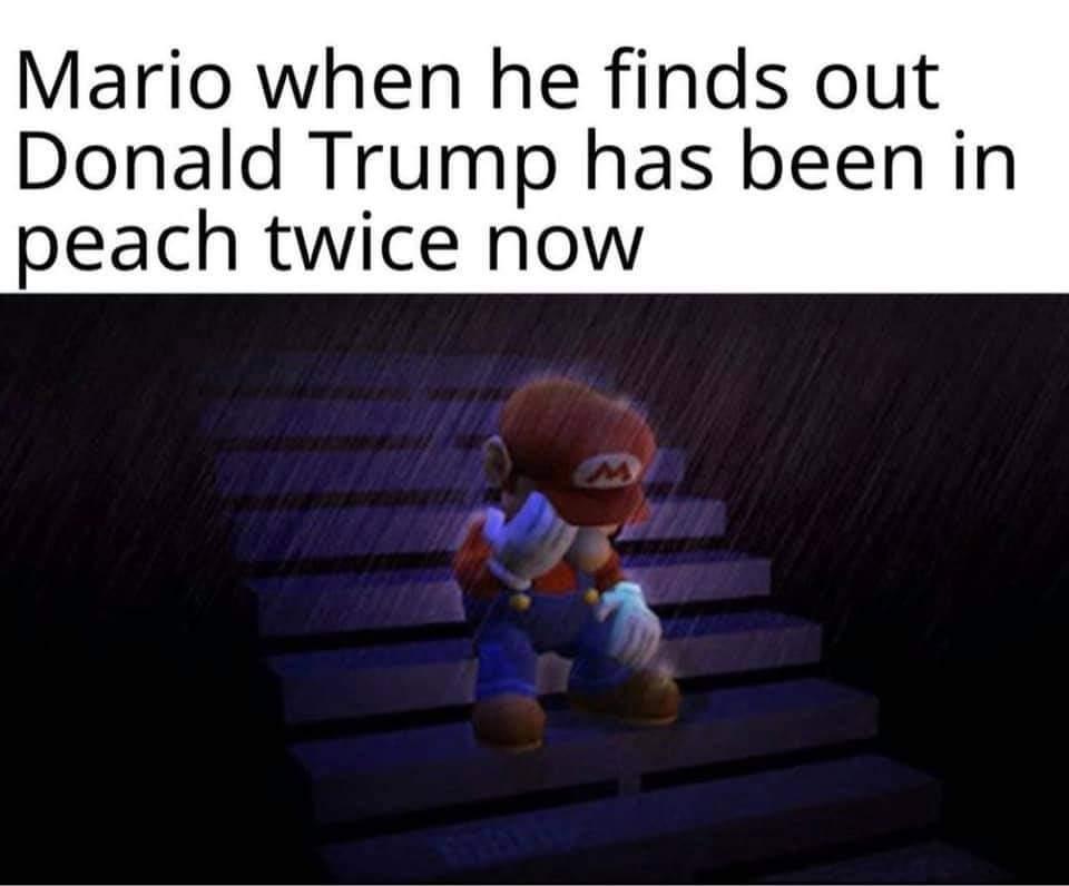 Memes Donald Trump impeached twice