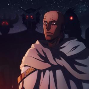 Isaac Creates a demon army Castlevania Netflix season 3