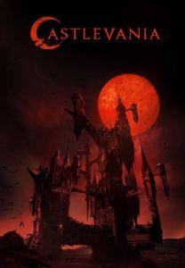 Castlevania Netflix season 1 poster