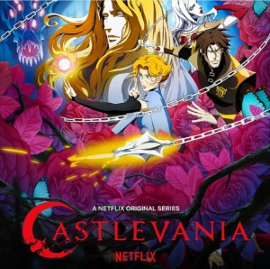 Netflix season 3 Castlevania poster