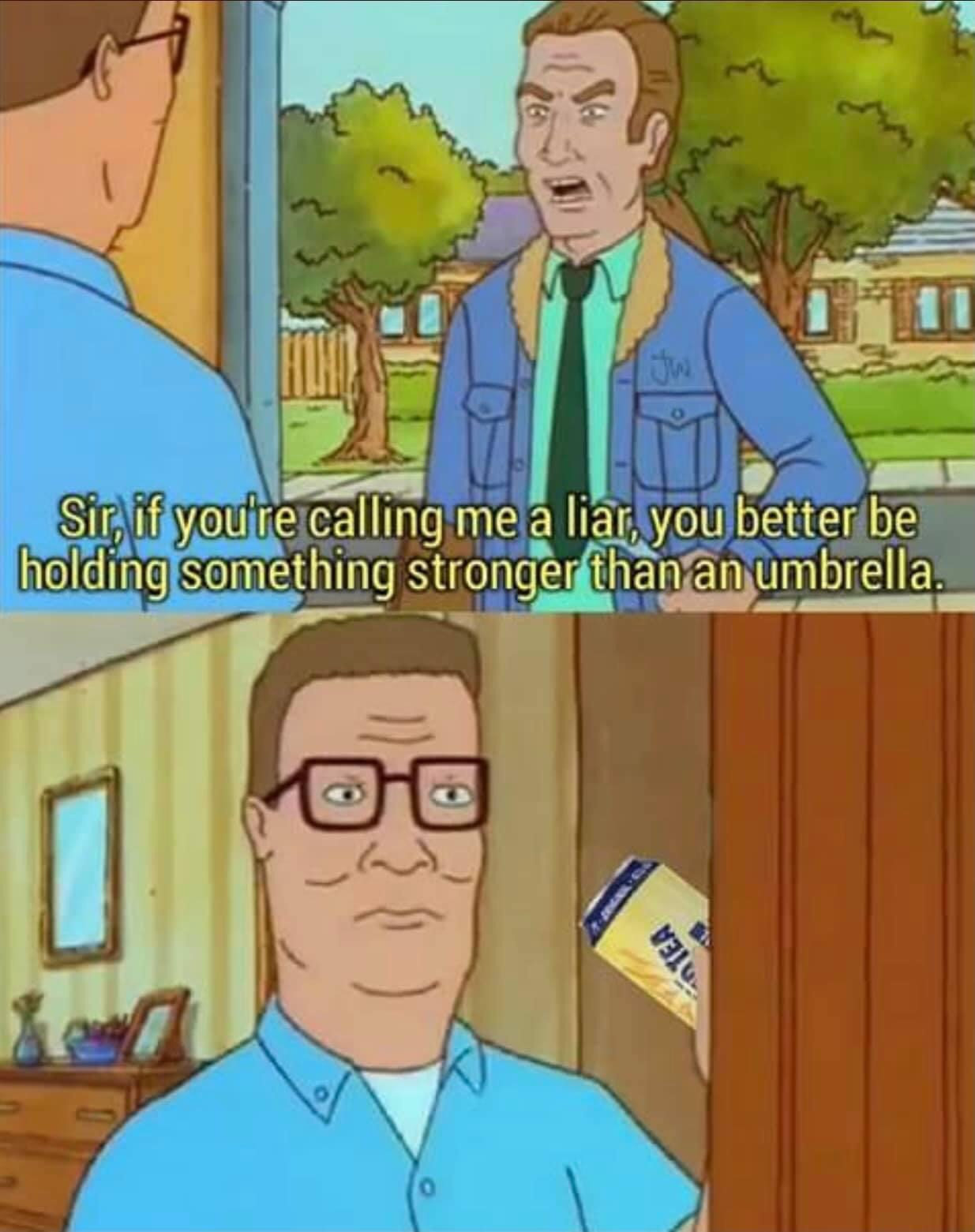 Memes Twisted tea king of the hill