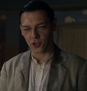 Father Blackwood hiding in New Orleans Louisiana chilling adventures of Sabrina Richard Coyle