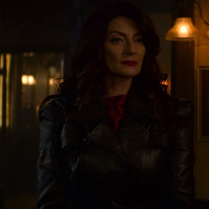 Lilith evil chilling adventures of Sabrina Michelle Gomez