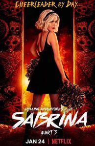chilling adventures of Sabrina Part 3 poster Netflix