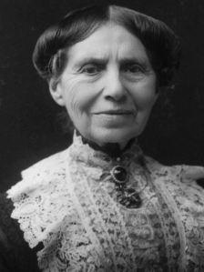 American Red Cross founder Clara Barton