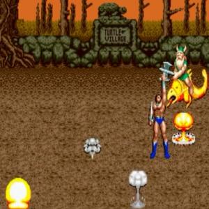 Ax Battler special power Golden axe Sega genesis arcade Sega mega drive