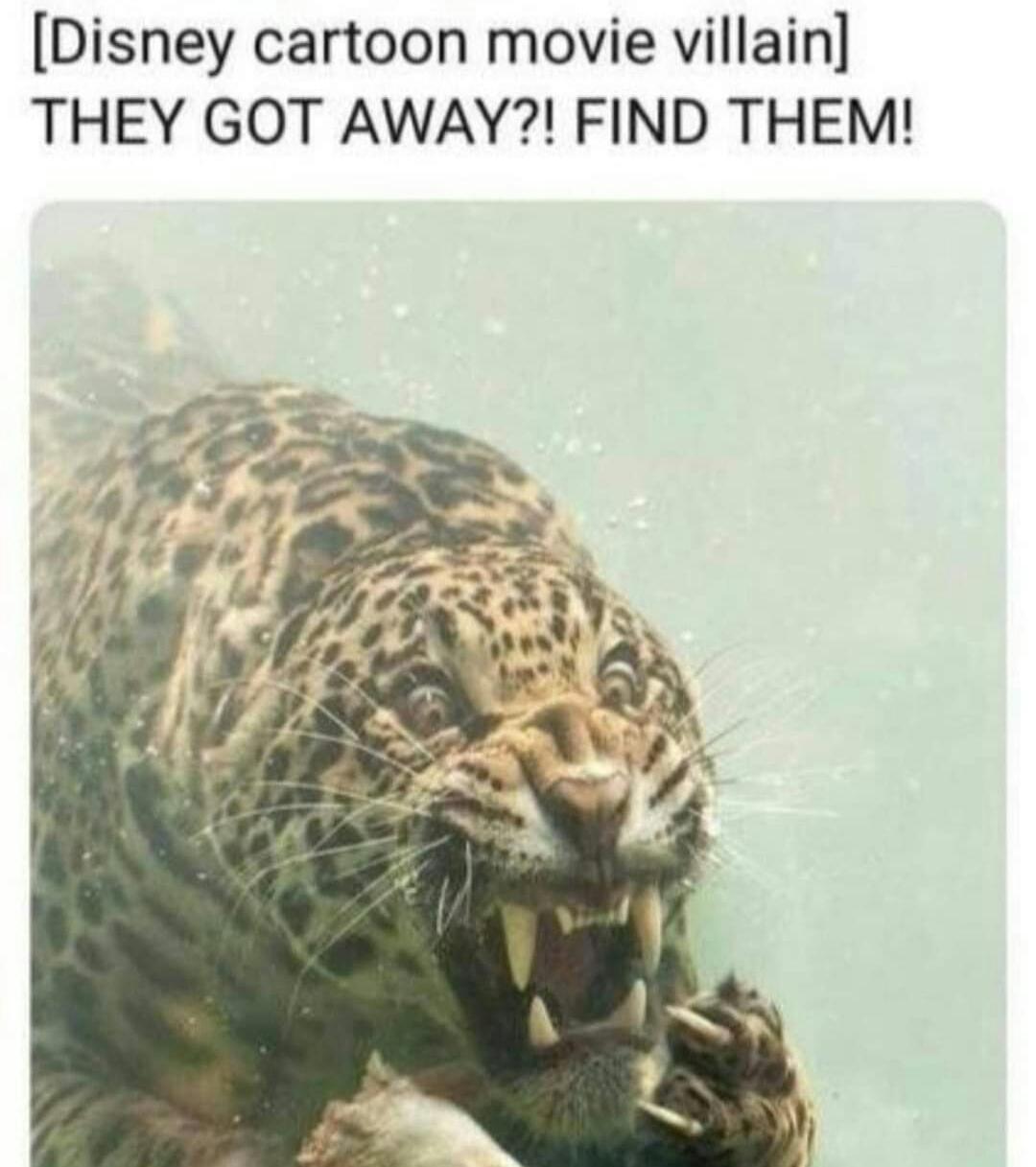 Memes Disney super villains