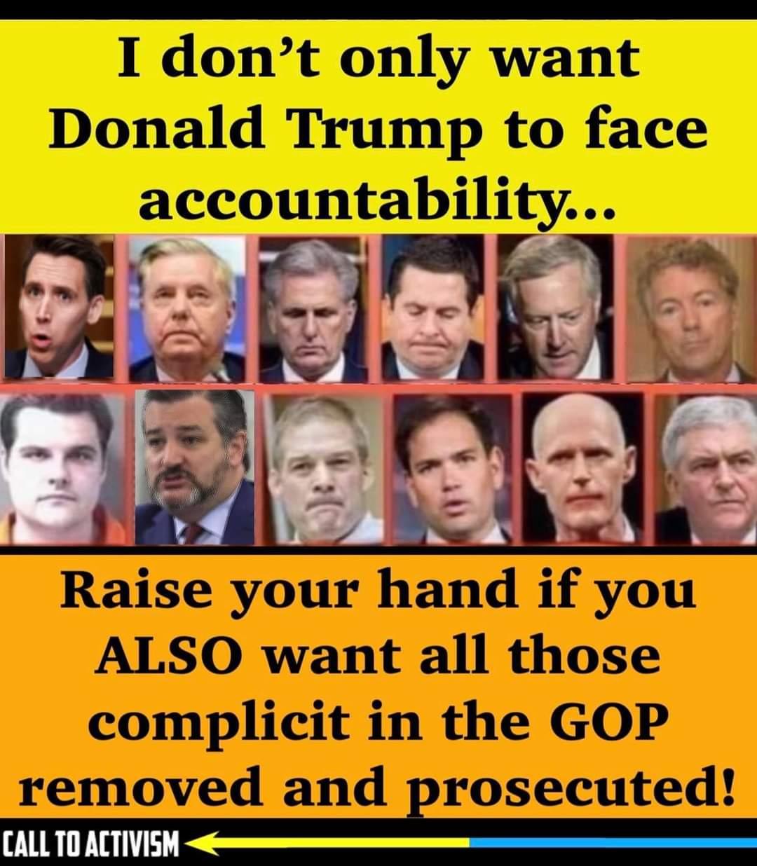 Memes Republican traitors in the Senate