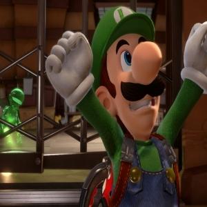 gooigi and Luigi Nintendo Switch luigi's Mansion 3