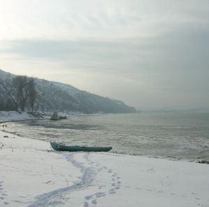 Danube river Europe