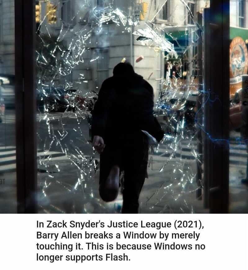 Memes Barry Allen the flash Zack Snyder's justice league
