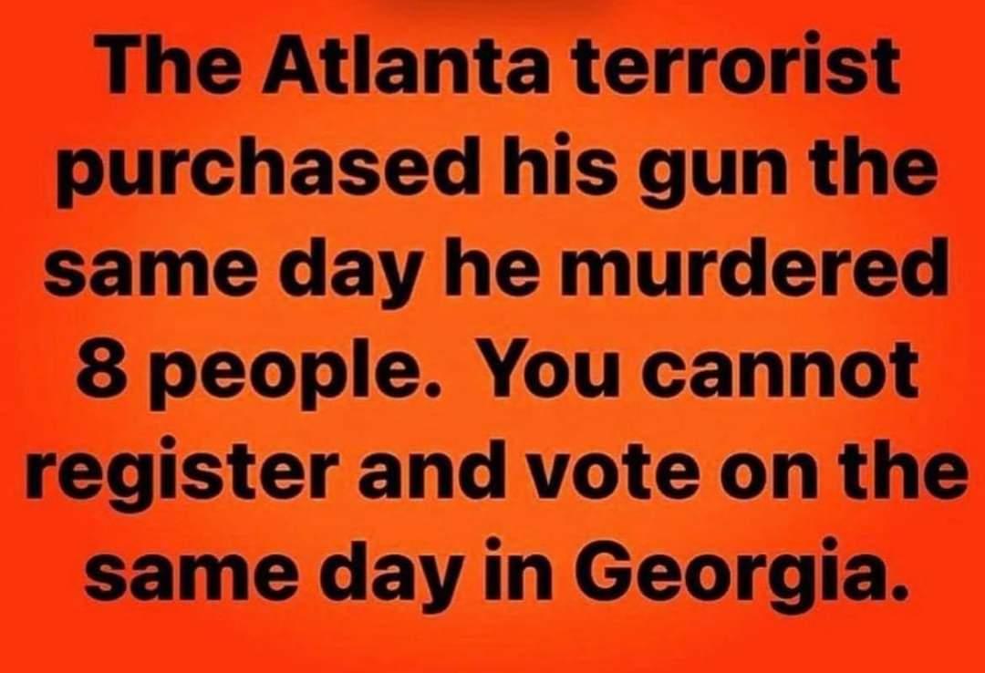 Memes Crazy voting laws in Georgia
