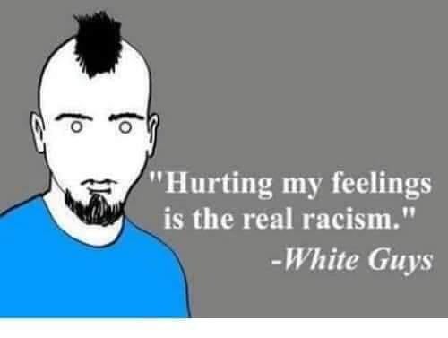 Memes Racist white guys