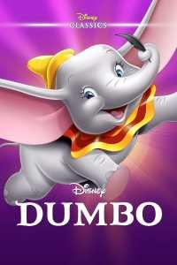 Dumbo movie poster Disney classics