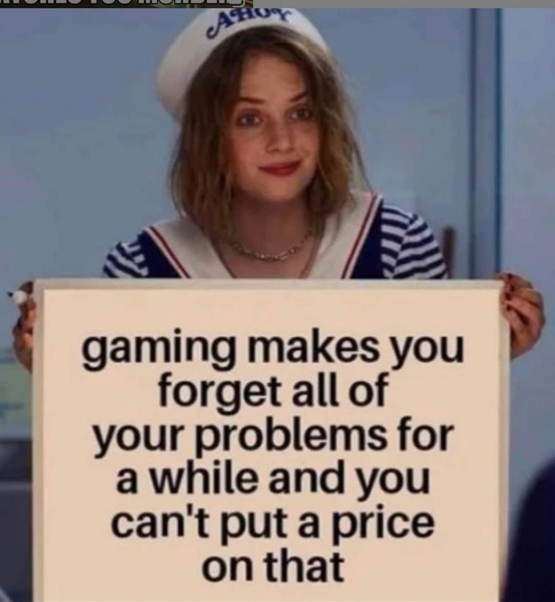 Memes Video games true value