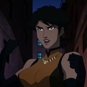 Vixen 2017 Mari McCabe new costume dc comics Detroit