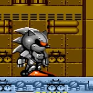 Mecha Sonic Sonic the Hedgehog 2 Sega genesis Sega mega drive