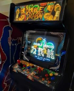 Double Dragon arcade machine