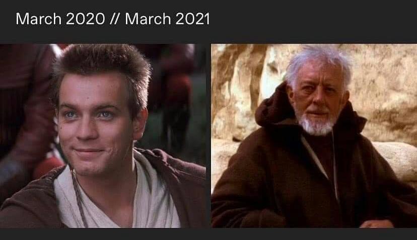 Memes Obi-Wan Kenobi