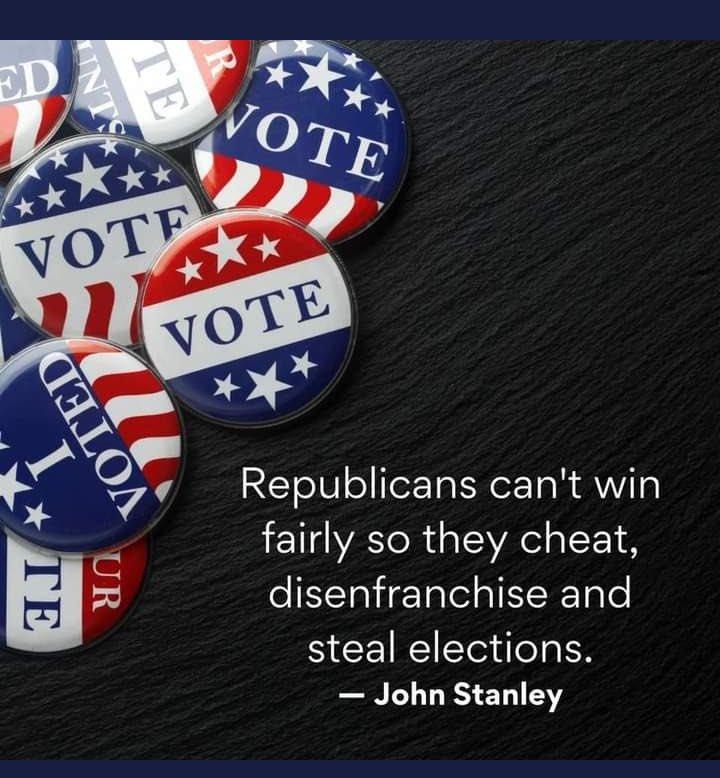 Memes  Republicans voter suppression