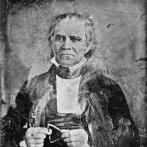 James k polk president of the United States