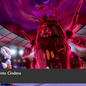 Gordie boss battle Pokemon Sword Nintendo switch Game Freak