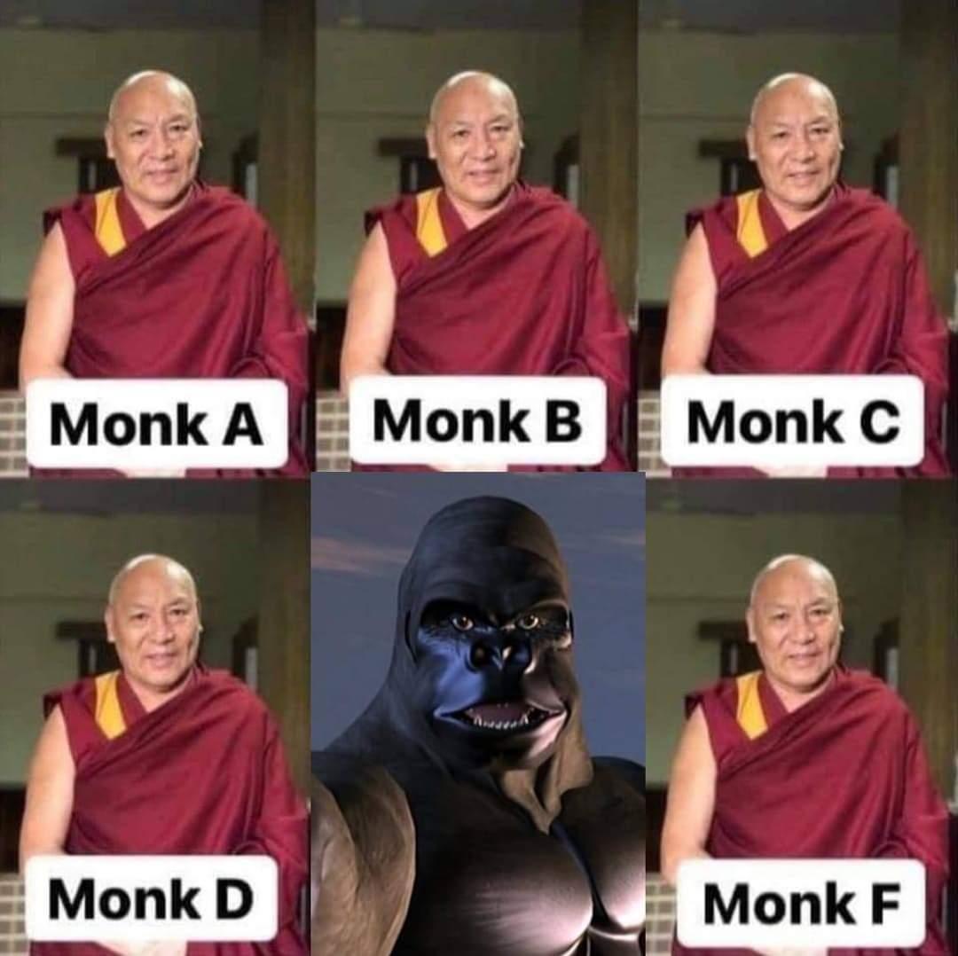 Memes Monkey puns