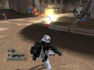 Rocket stormtrooper Star Wars: Battlefront II Microsoft Xbox ps2