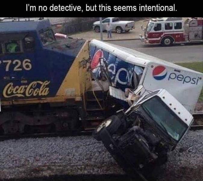 Memes Coca-Cola versus Pepsi