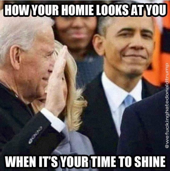 Memes Obama and Joe Biden