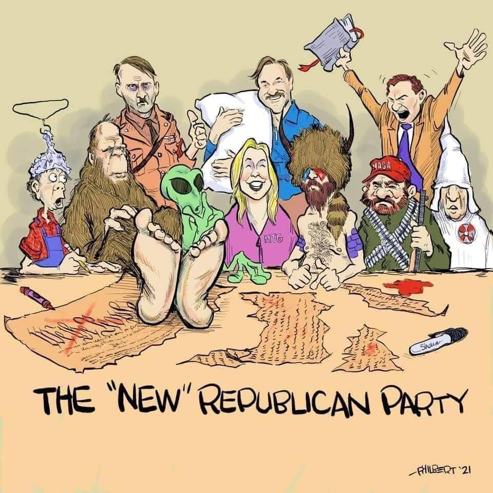 Memes The new republican party