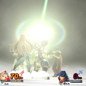 Mythra and Rex final Smash super Smash Bros ultimate Nintendo Switch