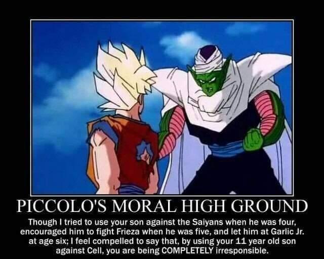 Memes Piccolo dragon ball Z