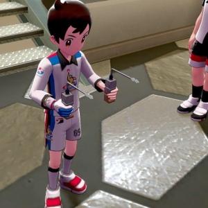 Circhester Stadium gym trial detectors Nintendo switch Pokemon Sword Game Freak