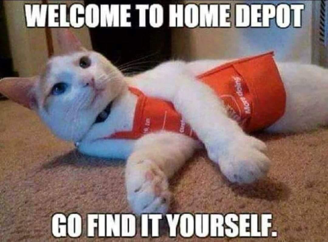 Memes Home Depot