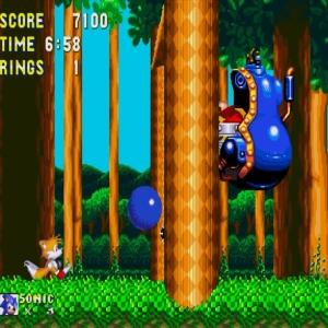 Sonic and tails vs jet Mobile sonic & Knuckles Sega Genesis Sega Mega drive