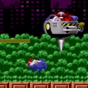 Spring Yard Zone boss sonic the Hedgehog 1 Sega genesis Sega mega drive Dr robotnik Dr Eggman