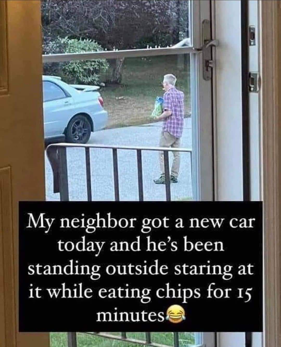 Memes Getting a new car