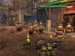 Chicken people Oddworld: Stranger's Wrath Microsoft Xbox ea games