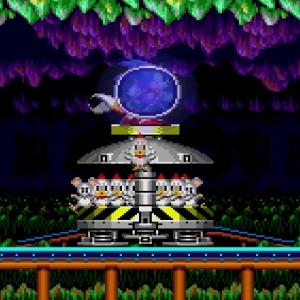 Animals freed chickens and mice Sonic the Hedgehog 2 Sega genesis Sega mega drive