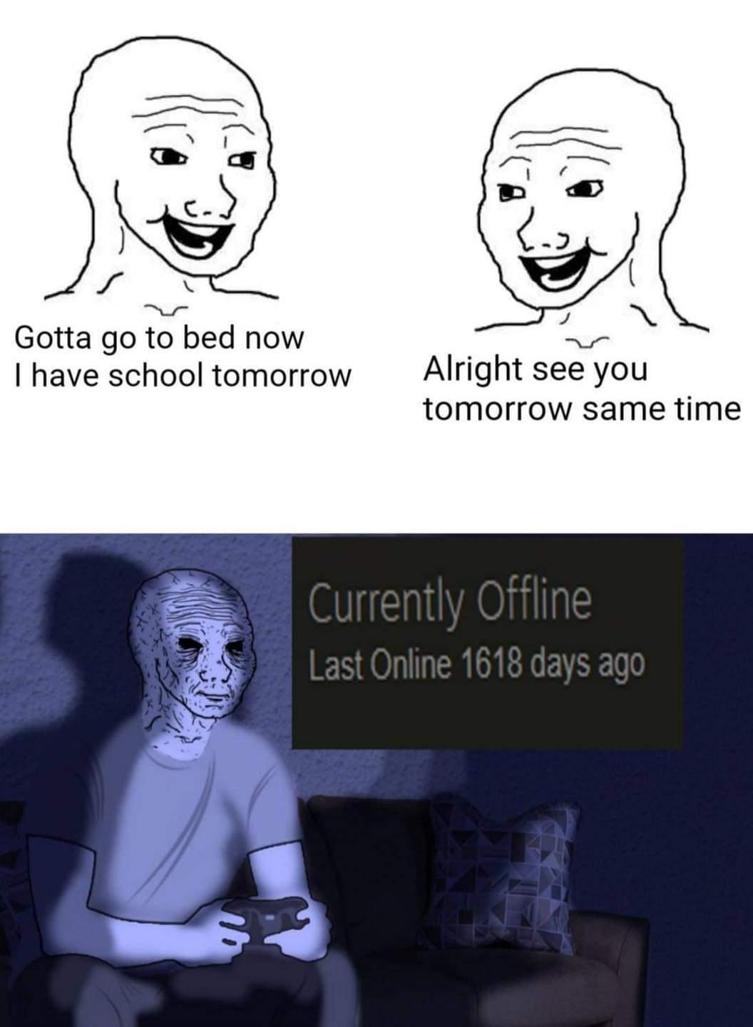 Memes Xbox live currently off-line
