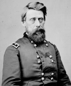 Union General Jefferson C Davis