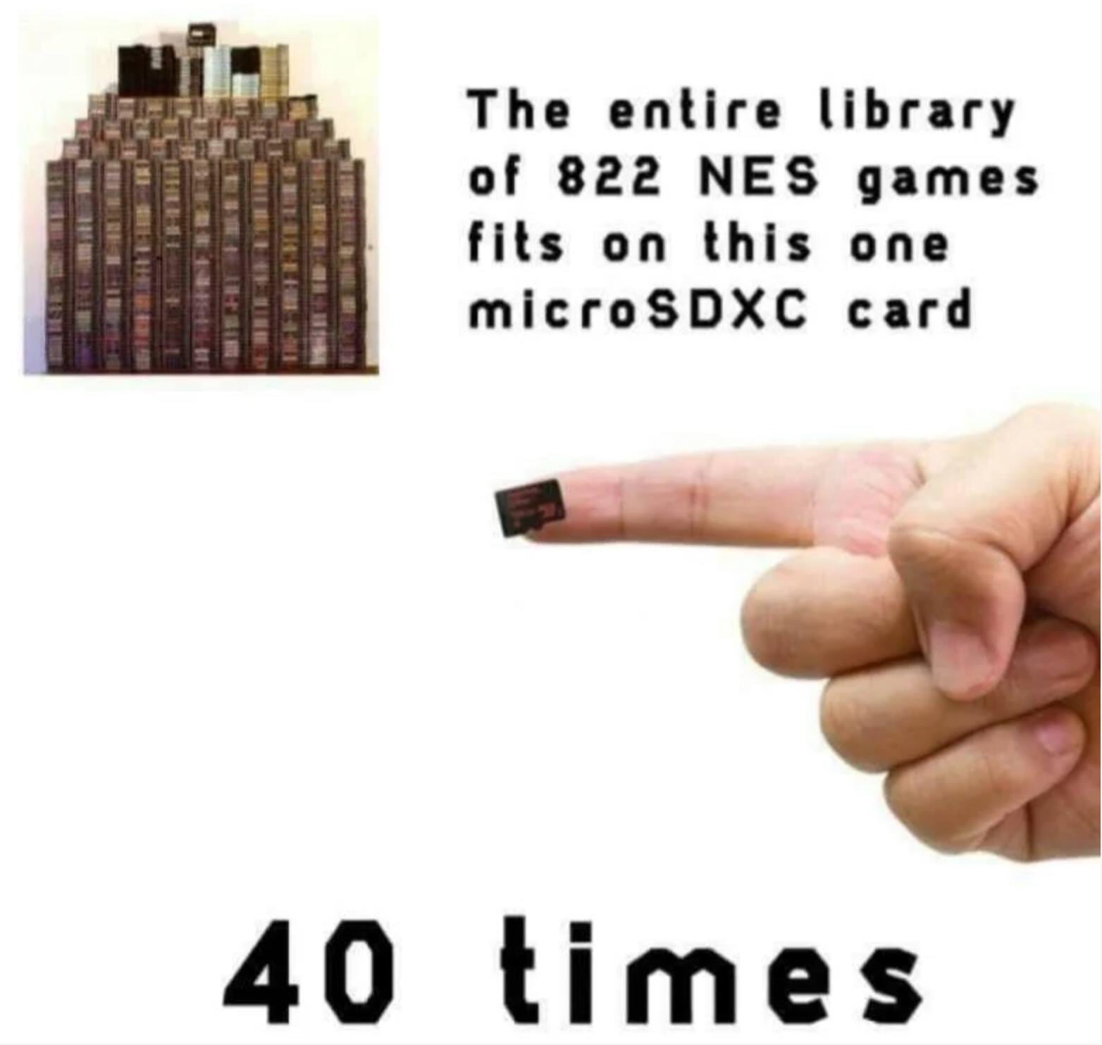 Memes The entire NES library Nintendo