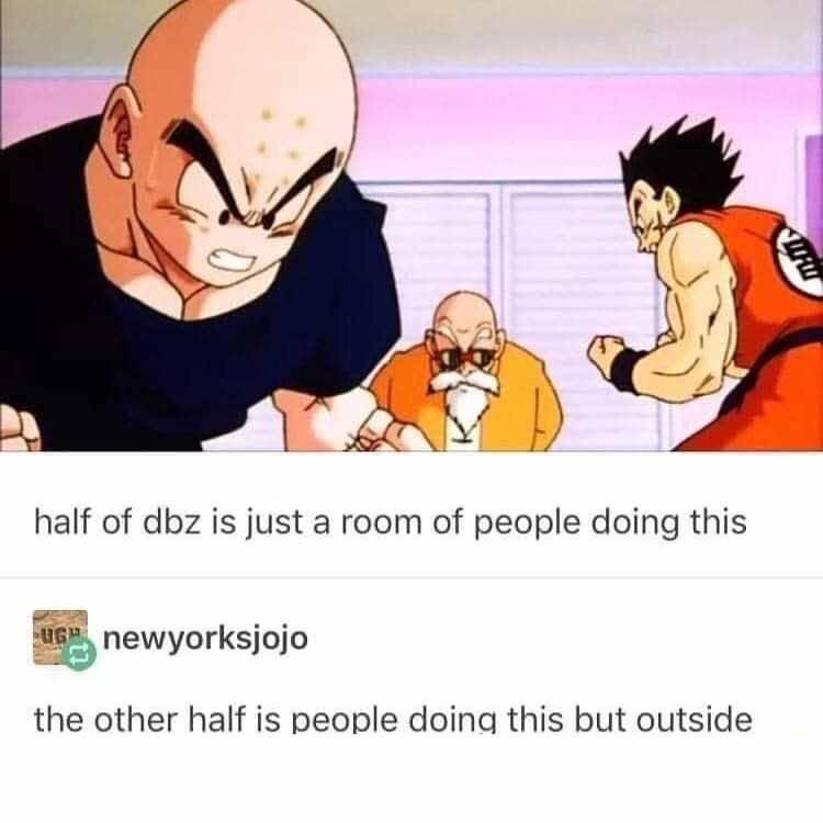 Memes Dragon ball Z
