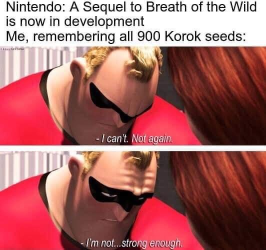 Memes The legend of Zelda breath of the wild Nintendo switch