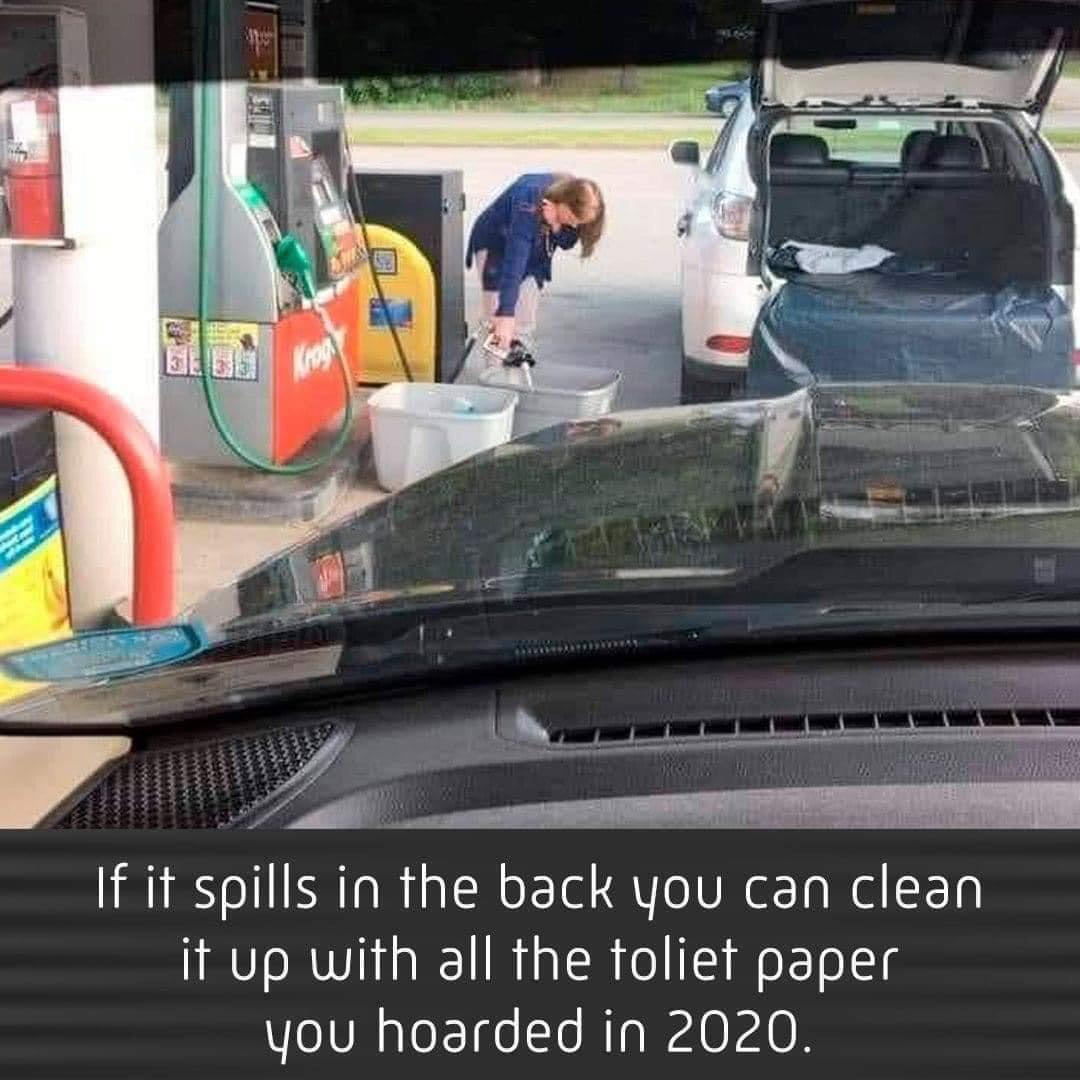 Memes gasoline hoarders